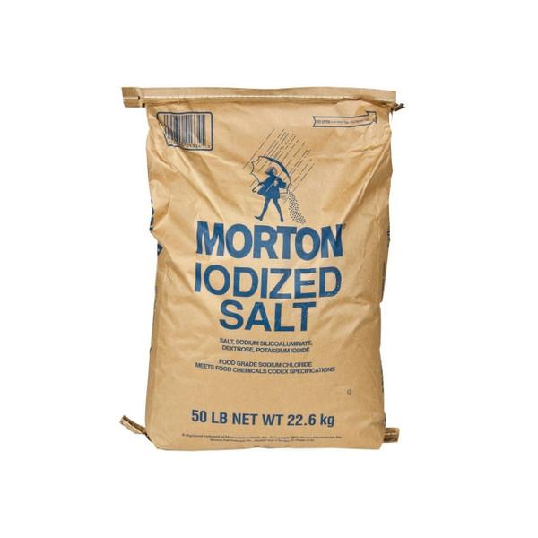 Iodized Table Salt 50lb