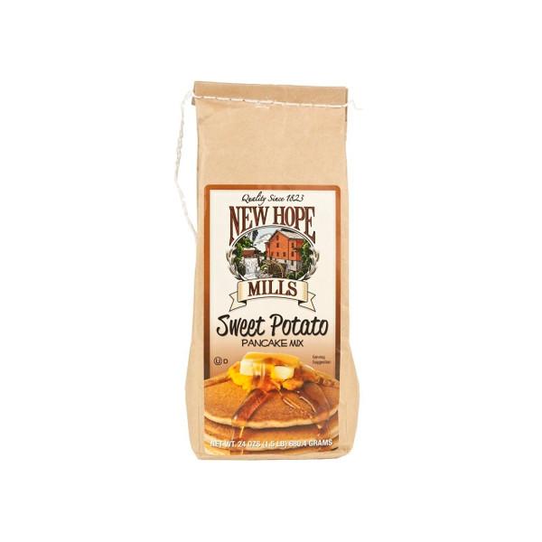 Sweet Potato Pancake Mix 12/1.5lb