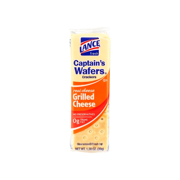 Grilled Cheese Captain's Wafers 120ct