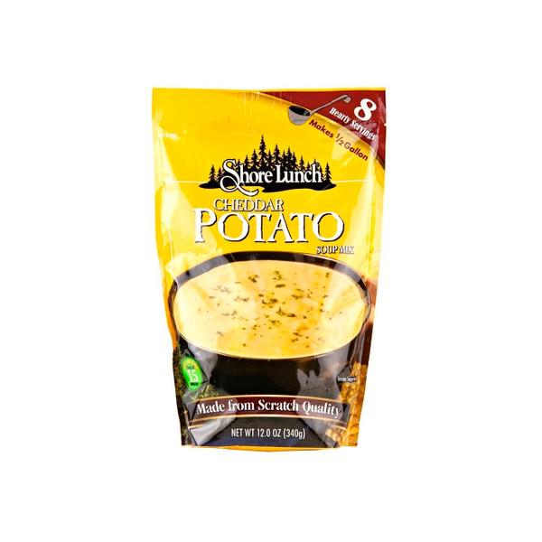 Cheddar Potato Soup Mix 6/12oz