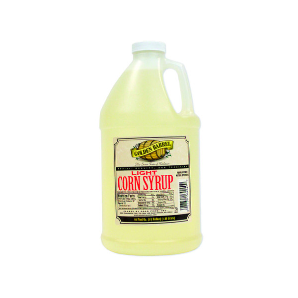 Light Corn Syrup 6/0.5gal