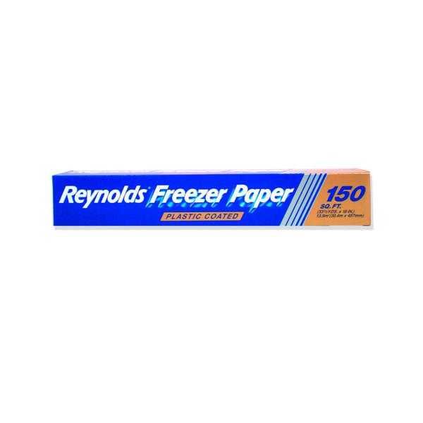 Freezer Paper/1 Rl. 150sq.ft. 18 inch x100'