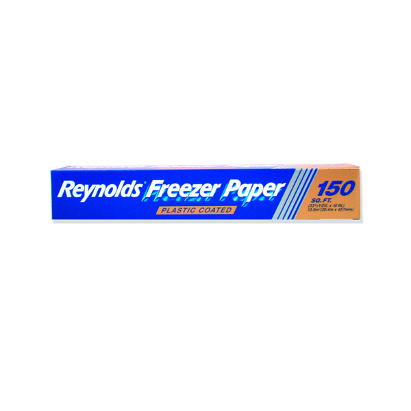 "18""x100' Freezer Paper 150 sq.ft."