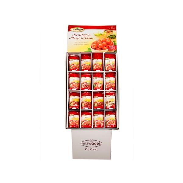 Tomato Mix Center 96pk