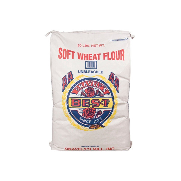 Pie and Pastry Flour 25lb