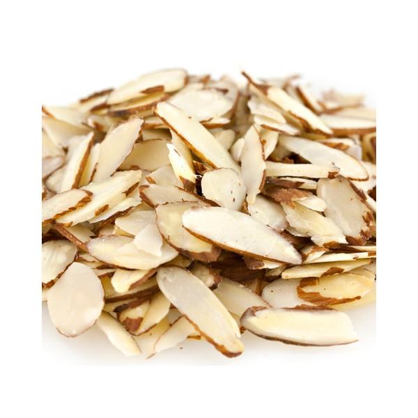 2lb Almonds Sliced, Natural
