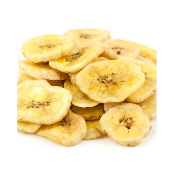 Organic Sweetened Banana Chips 14lb