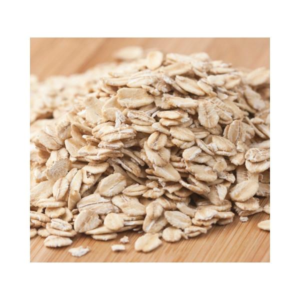 Organic Rolled Oats #5 50lb