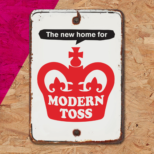click here to shop our modern toss