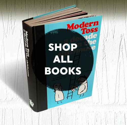 click here to shop Modern Toss books