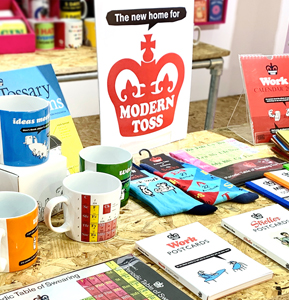 image of modern toss products