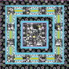 Licorice Candy Quilt #1