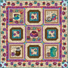 Coffee Break Quilt #1
