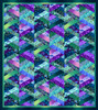 Feather and Flora Quilt #1