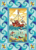 Salty Dogs Quilt #1
