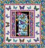 Butterfly Vortex Quilt #1