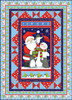 North Pole Greetings Quilt # 1