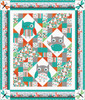 Owl's Woodland Adventure Quilt #1