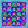 Butterfly Paradise Quilt #2