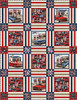 American Muscle Quilt #1