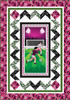 Born to Score Quilt #1 - Girl