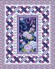 Midnight Hydrangea Quilt #1
