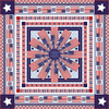 American Style Quilt #1