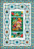 Jewels of the Jungle Quilt #1