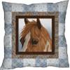 Horse Whisperer Pillow ||  Horse Whisperer