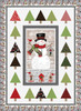 Snow Place Like Home-Flannel Quilt #1