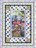 Hydrangea Garden Quilt #1