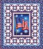 Stars and Stripes Forever Quilt #1