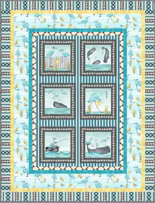 Barnacle Bay Quilt #1