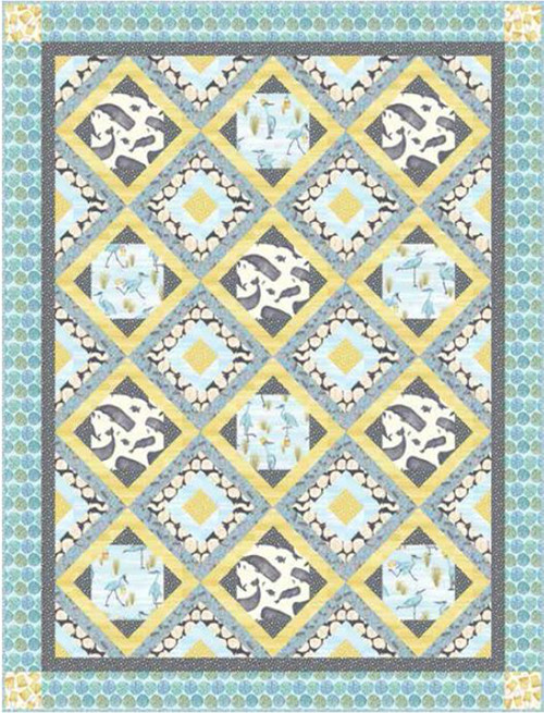 Barnacle Bay Quilt #2