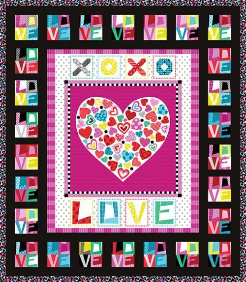 Big Love Quilt #1