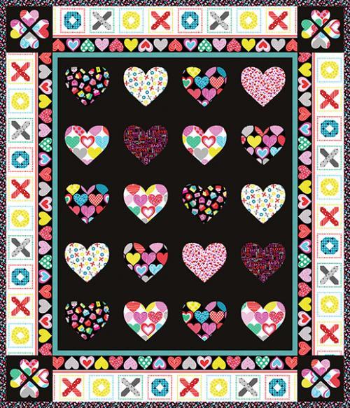 Big Love Quilt #2
