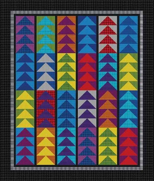 Color Catchers Quilt