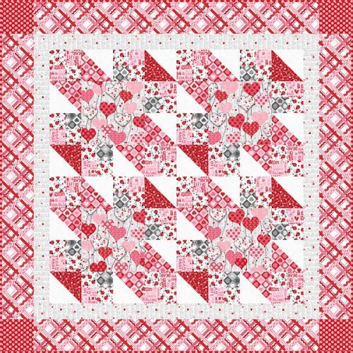 Dear Santa Quilt #2