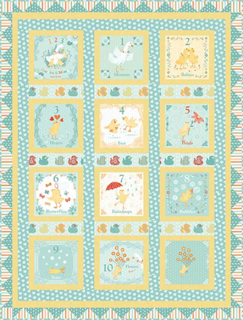 Ducky Tales Quilt #2
