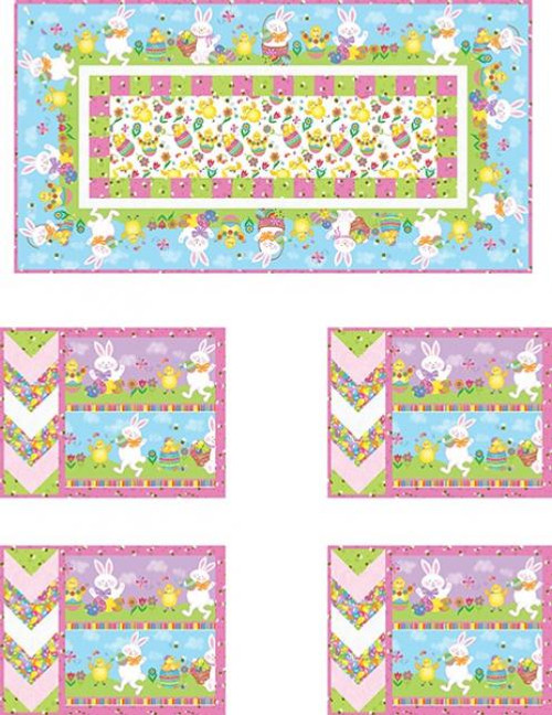 Spring Has Sprung Table Set
