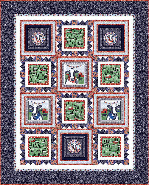 Heritage USA Quilt #1