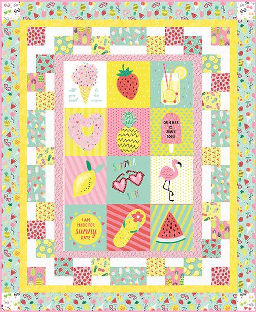 Summerlicious Quilt #1