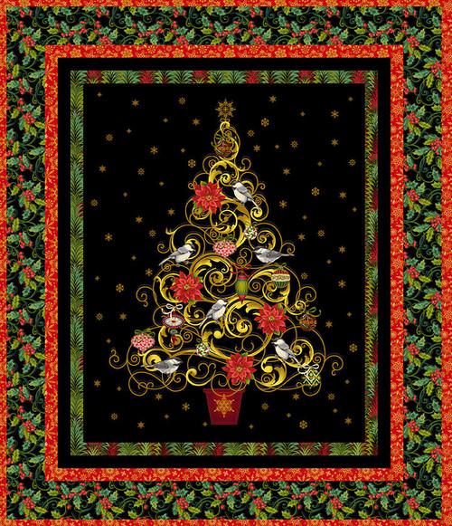 Christmas Joy Quilt #1