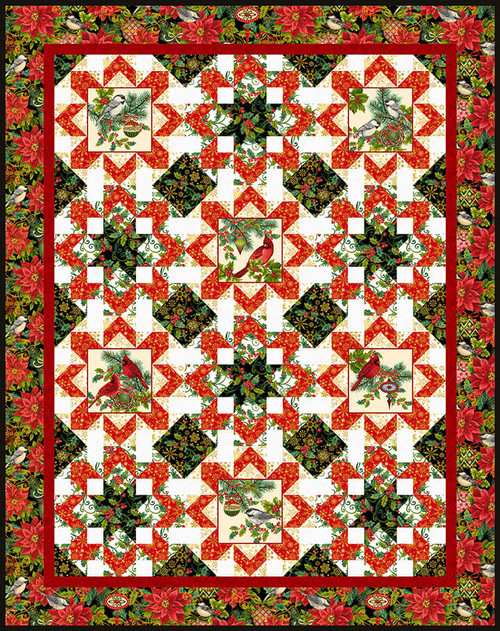 Christmas Joy Quilt #2