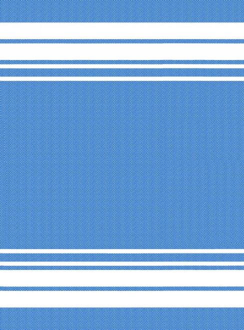 T13-111 Blue         E Towels
