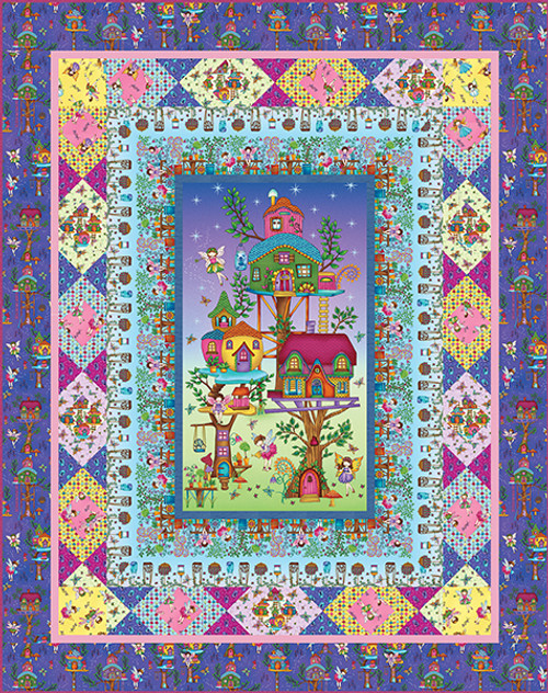 Fairy Land Quilt #1