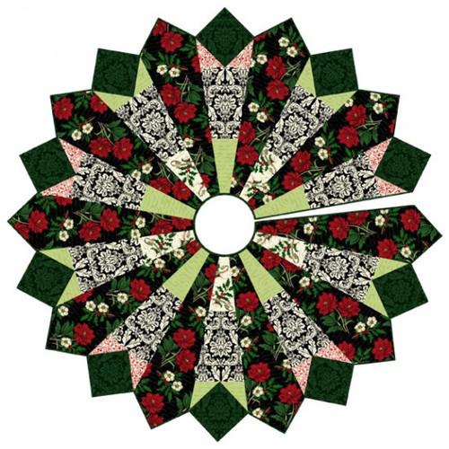 Joyeux Noel Tree Skirt
