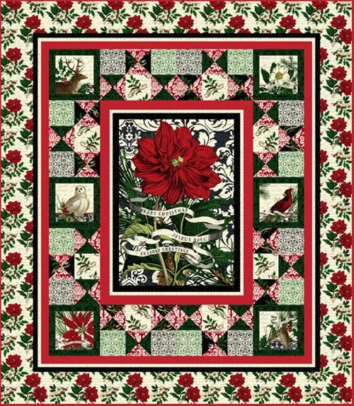 Joyeux Noel Quilt