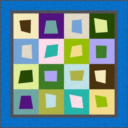 Just Color Quilt #2