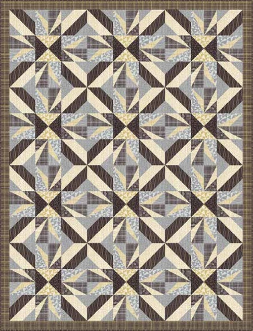 Refinery Quilt # 1